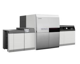 ca76005c33a7 Инсталляция первой в Великобритании цифровой струйной УФ-печатной машины  Komori Impremia IS29 в полиграфической компании полного цикла Lexon, ...